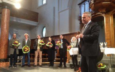 Letzte Kirchgemeindeversammlung nach fast 500 Jahren