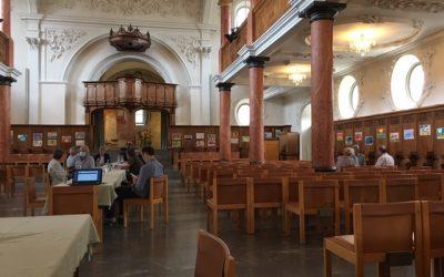 «Werktags in der Kirche St. Peter» – Serie in 7 Folgen, Folge 3