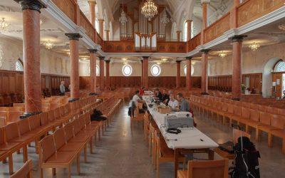 Werktags in der Kirche, Serie in 7 Folgen, Folge 5